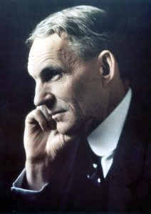 Ford 100th anniversary-Henry Ford 1863-1947.